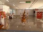 Apresentação da Orq. Museofônica na Estação Pirajá de Metrô