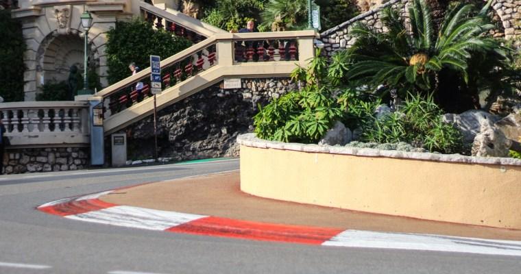 Pėsčiomis per Monako F-1 trasą