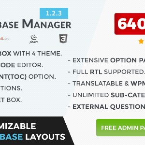 JUAL BWL Knowledge Base Manager