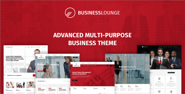 JUAL Business Lounge - Multi-Purpose Business & Consulting Theme