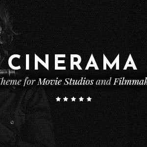 JUAL Cinerama - A Theme for Movie Studios and Filmmakers