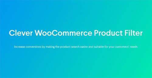 JUAL Clever WooCommerce Product Filter
