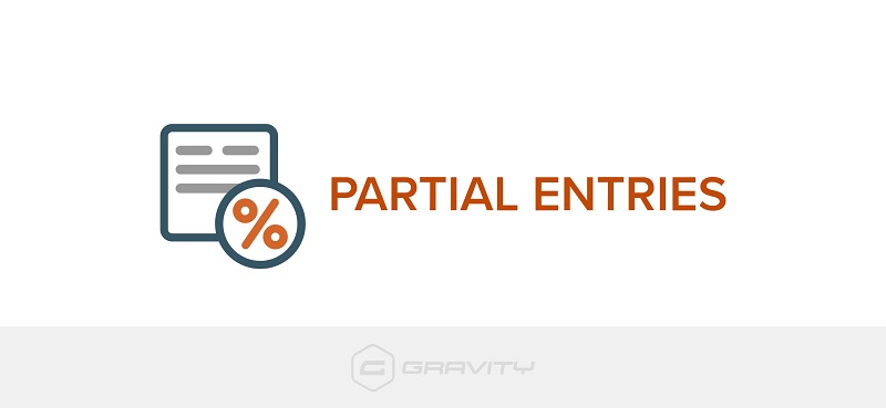 JUAL Gravity Forms Partial Entries Add-On
