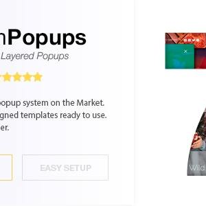 JUAL Green Popups - Popup Plugin for WordPress (formerly Layered Popup)
