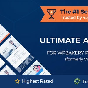 JUAL Ultimate Addons for WPBakery Page Builder (formerly Visual Composer)