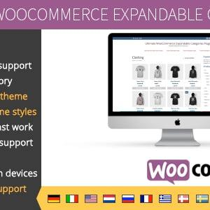 JUAL Ultimate WooCommerce Expandable Categories