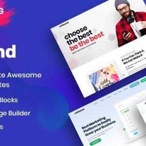 JUAL Unbound - Business Agency Multipurpose Theme