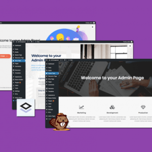 JUAL WP Admin Pages PRO - Admin Pages The Way You Want