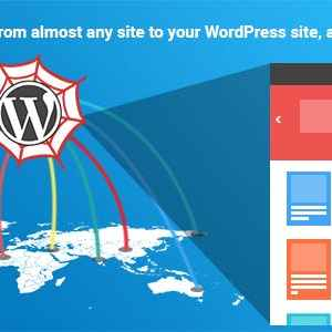 JUAL WP Content Crawler - Get content from almost any site