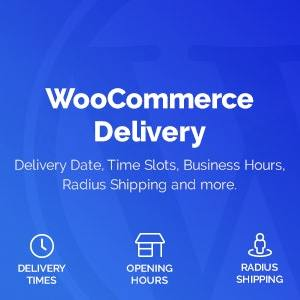 JUAL WooCommerce Delivery - Delivery Date & Time Slots