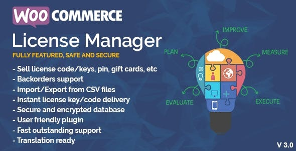 JUAL WooCommerce License Manager