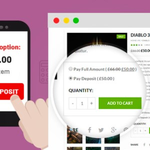 JUAL YITH WooCommerce Deposits and Down Payments