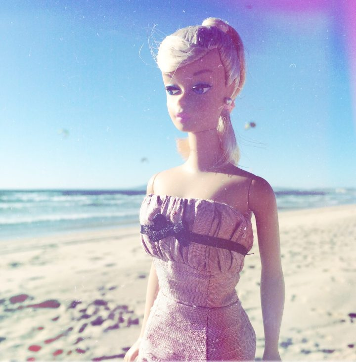 Dinahs Dolls Barbie Swimsuit Pink