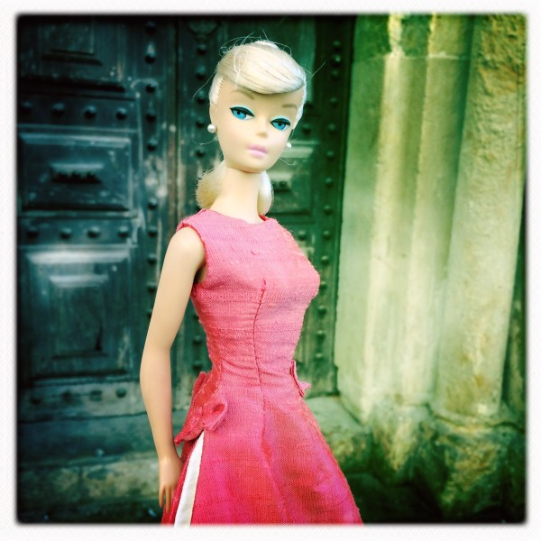Dinahs Dolls Barbie Dress Pink