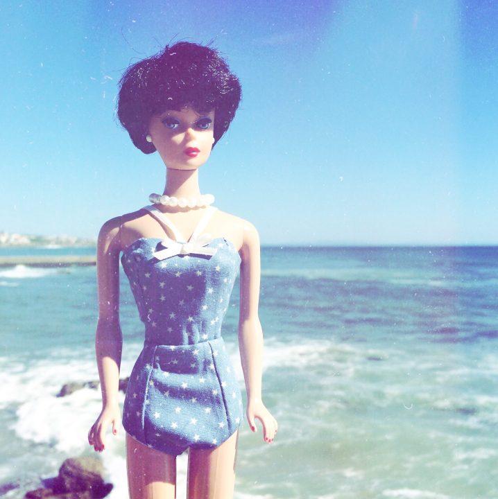 Dinah's Dolls Barbie Swimsuit