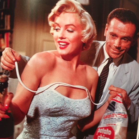 Marilyn Monroe 7 year itch