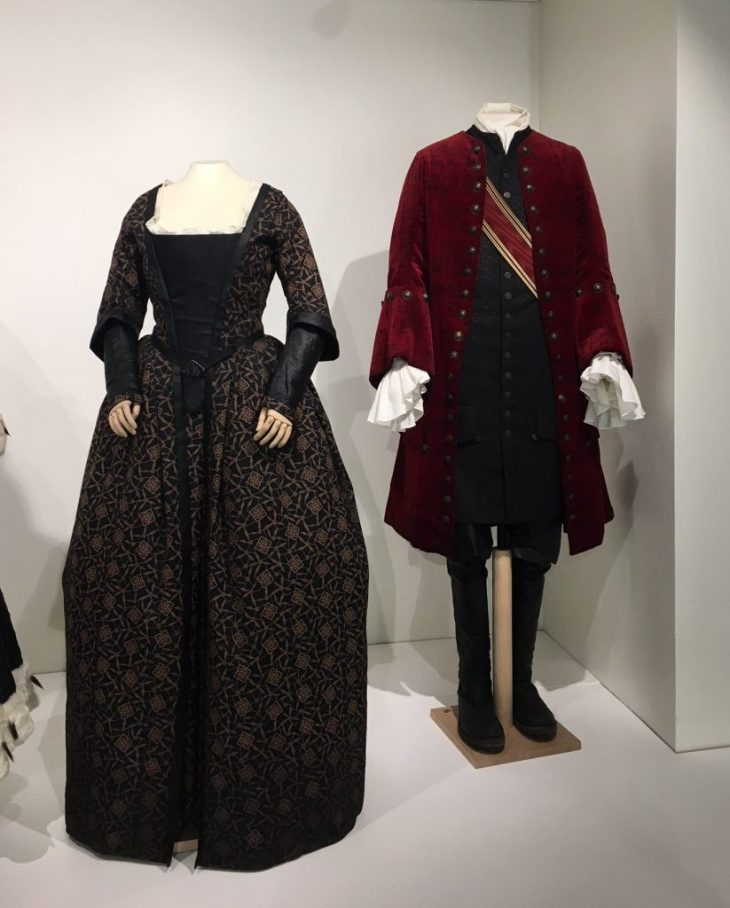 18th century costumes from the favourite movie