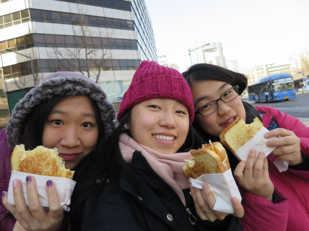 5 Days in Seoul, South Korea: Eating, Walking, and Chilling