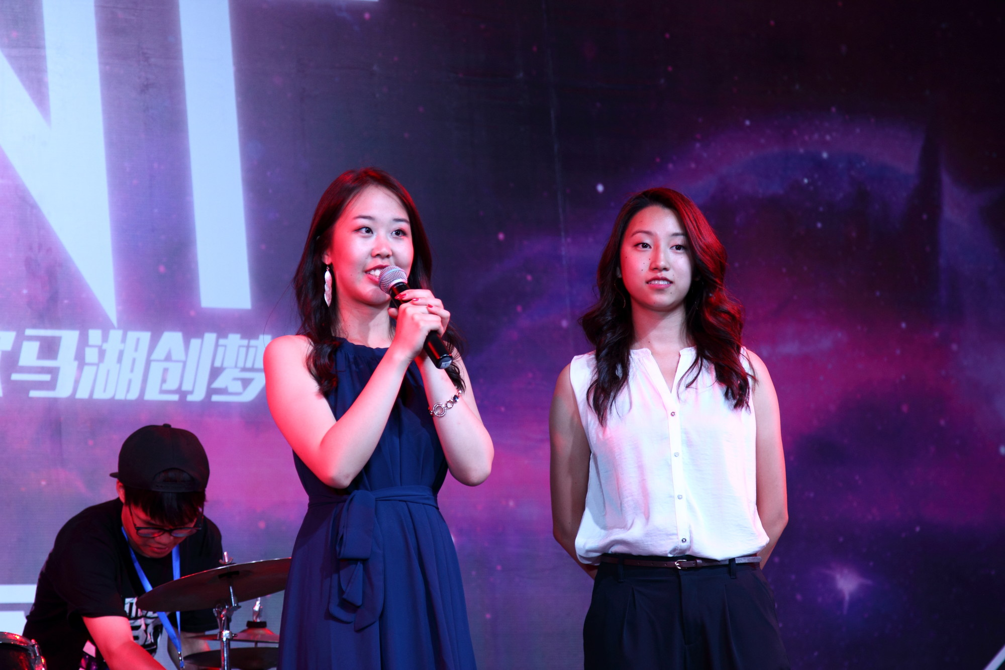 "We ""Kicked Ass"" at Tsinghua's Got Talent [Videos]"