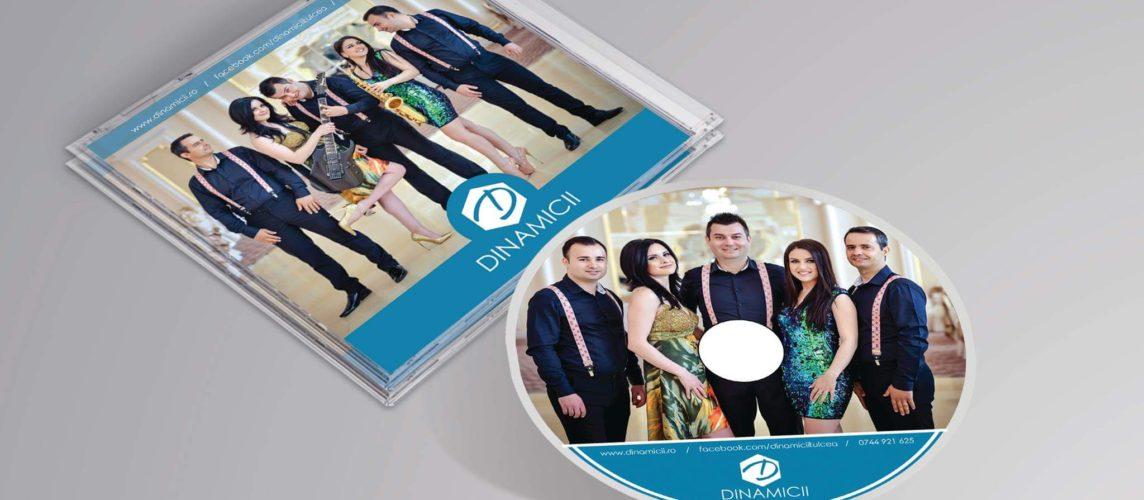 CD Cu formatia Dinamicii Tulcea - Evenimente