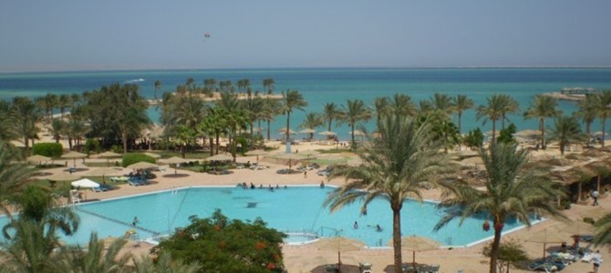 Hurghada, Mar Rojo