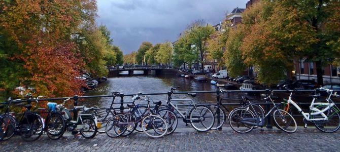 Amsterdam: Día 1, Dam Square y Barrio Rojo