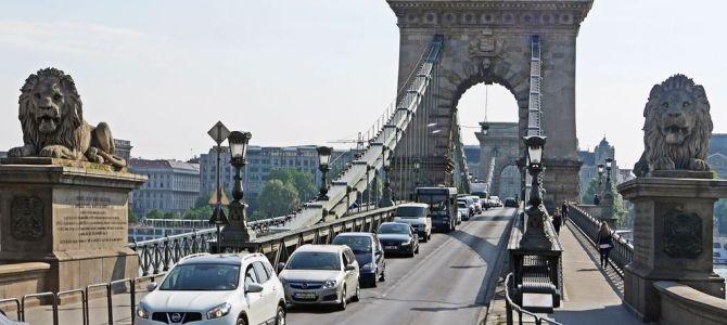 Budapest: Dia 1, Viaje a Budapest
