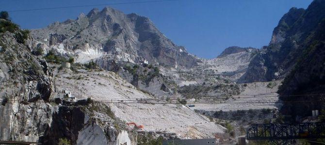 Día 3, Carrara y Pistoia