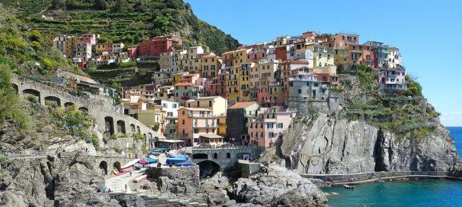 Día 2, Cinque Terre