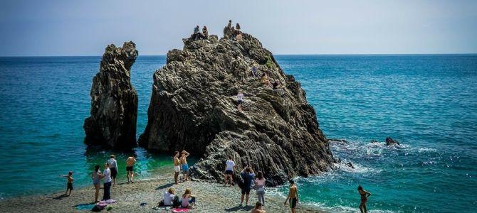 Día 1, Viaje a Monterosso al Mare