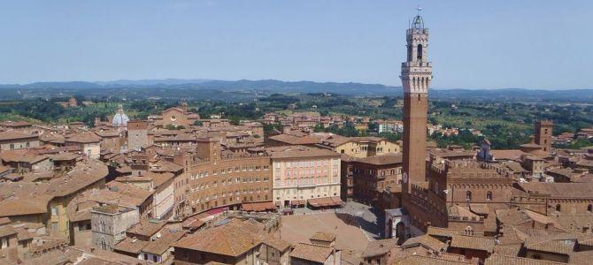 Dia 5, Ruta Toscana: Siena