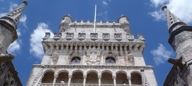 Dia 2, Visita a Belém
