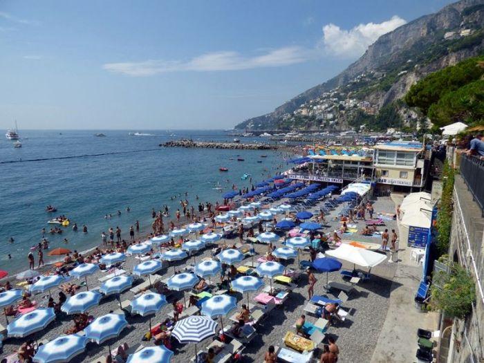 Amalfi Marina Grande