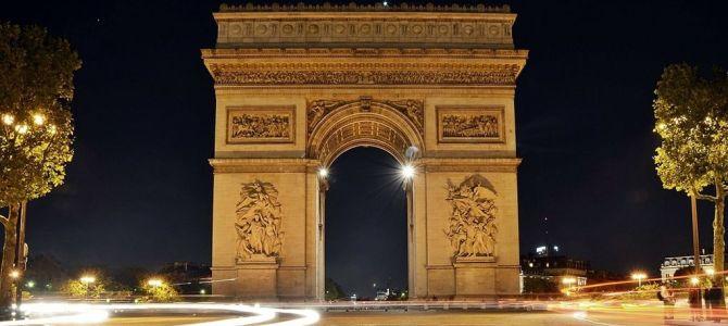 Día 4,Arco del Triunfo, Campos Eliseos y Sainte Chapelle