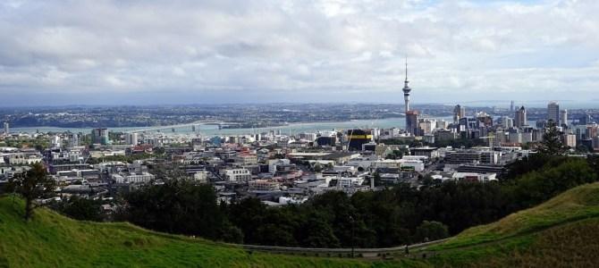 Día 1, Comienza el viaje a Nueva Zelanda