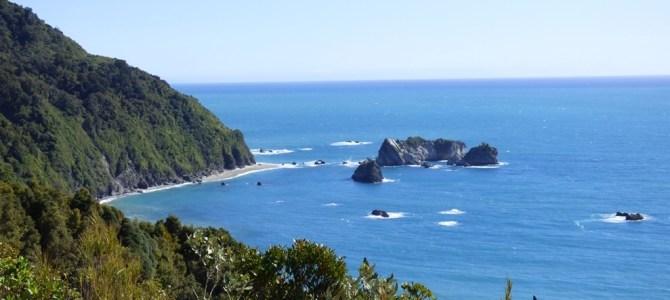 Día 10, Ruta por la Costa Oeste de Nueva Zelanda
