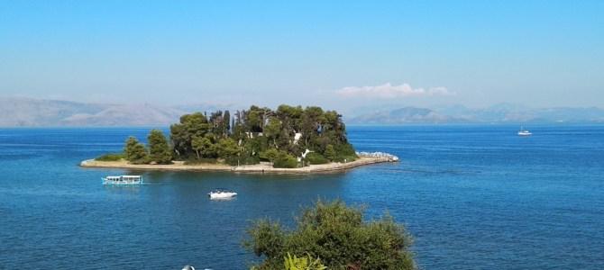 Visita a la Isla Griega de Corfú