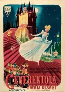 WaltDisney  Cartoni animati lungometraggi  Cenerentola