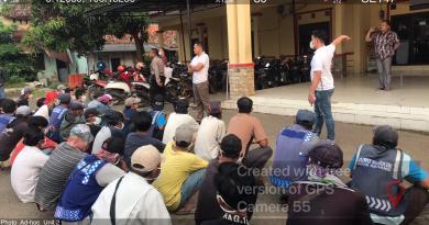 Dua Hari Operasi Penertiban, Polda Banten Tangkap 284 Orang Preman