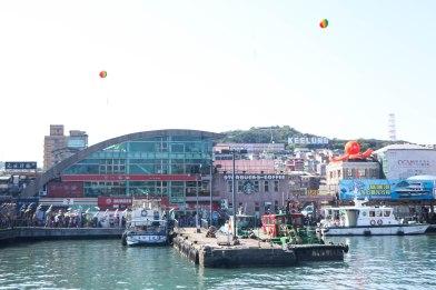 Keelung Dock