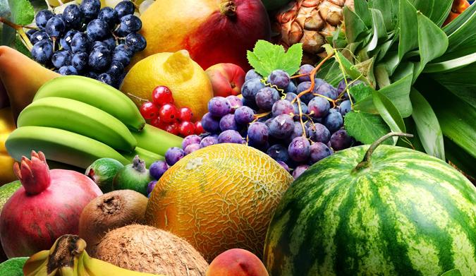 Χάστε κιλά με τα φρούτα και τα λαχανικά του καλοκαιριού