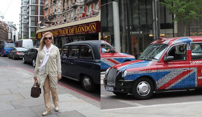 Το Λονδίνο, τα Harrods, το Cookbook Café και το Barbecoa του Jamie Oliver