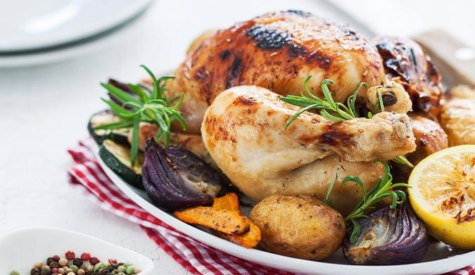 7 ιδέες για γεμιστό, χριστουγεννιάτικο κοτόπουλο
