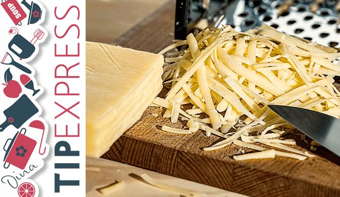 Τριμμένο τυρί