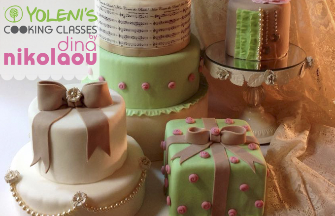 23 Ιανουαρίου: Εύκολες τούρτες με ζαχαρόπαστα και κουφέτα ΧΑΤΖΗΓΙΑΝΝΑΚΗ