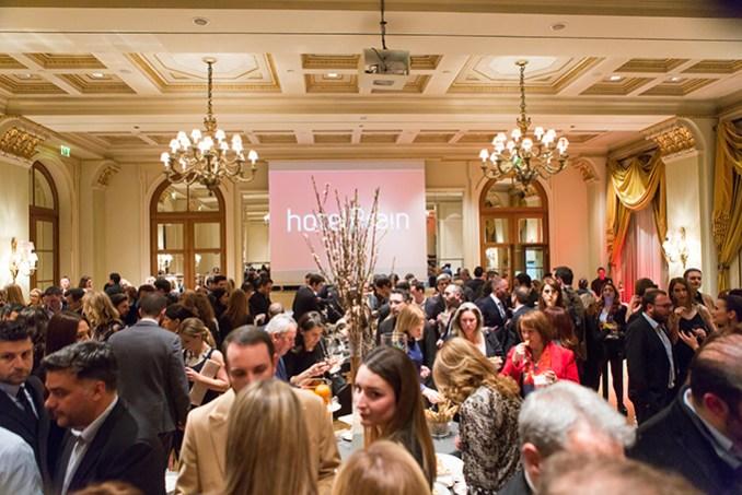 Περισσότεροι από 400 εκπρόσωποι όλων των τομέων του Τουρισμού τίμησαν με την παρουσία τους το 1ο Sym.posh!um της HotelBrain