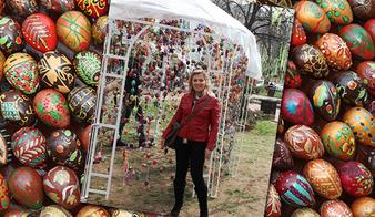 Ουκρανία: Τα αυγά του Πάσχα