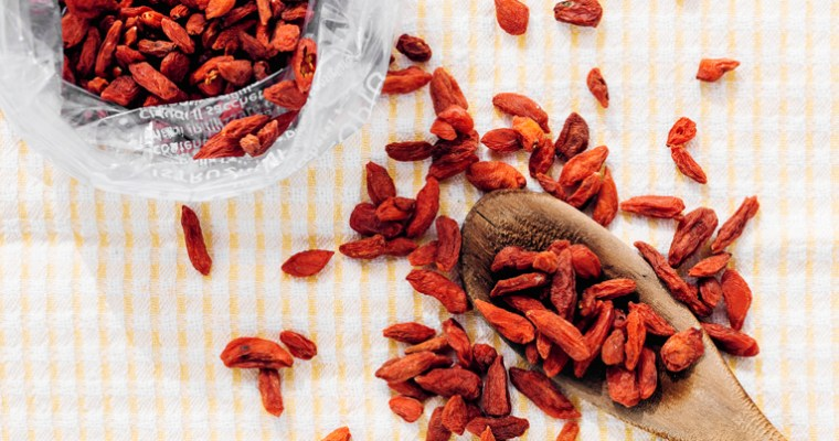GOJI BERRIES… H SUPER ΤΡΟΦΗ!
