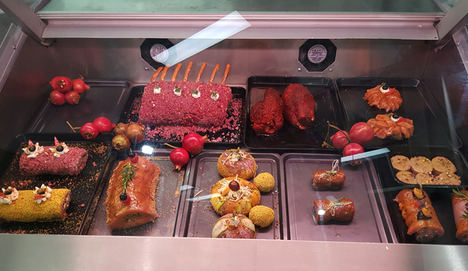 Χριστουγεννιάτικες προτάσεις στο κρεοπωλείο από τον R&D Chef, Λάζαρο Ράπτη!