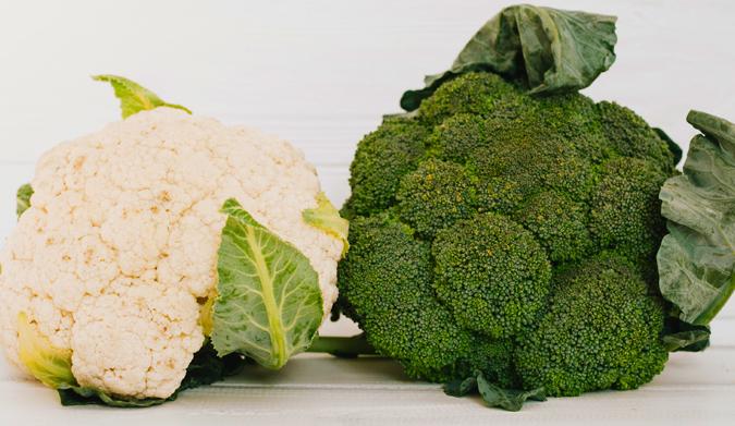Κουνουπίδι ή Μπρόκολο… Μαγειρέψτε τα σωστά με όλους τους τρόπους